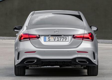 Mercedes Benz Clase A Sedan 4e