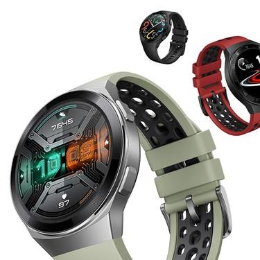 Huawei Watch GT 2e: hasta dos semanas de autonomía para un smarwatch que apuesta por muchas más actividades deportivas