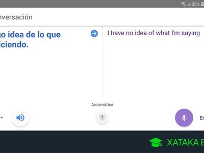Cómo traducir una conversación simultáneamente con el móvil