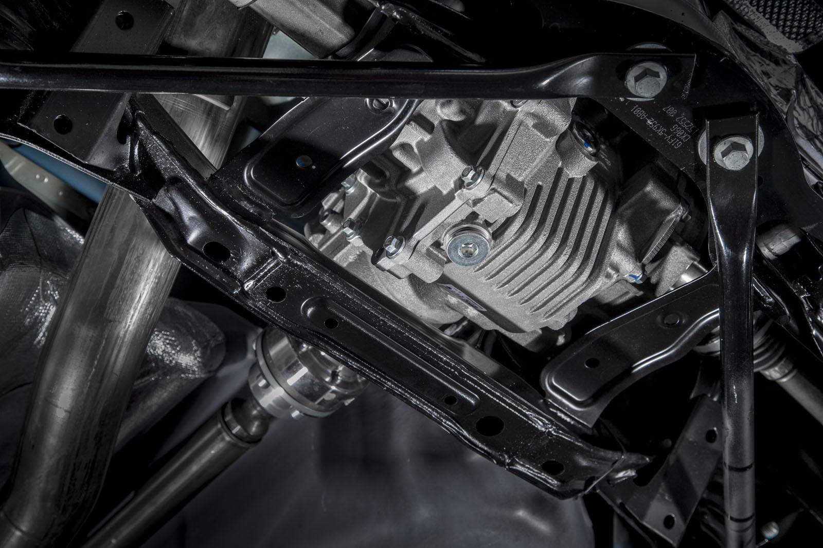 Foto de Ford Focus RS 2016, toma de contacto (86/129)