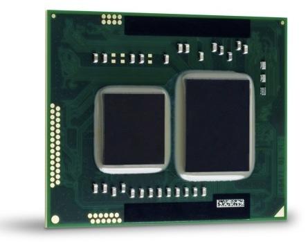 Intel Arrandale CPU GPU