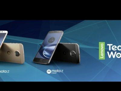 Así es el Moto Z Force, la versión resistente del Moto Z