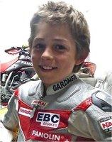 Remi Gardner, el hijo del cocodrilo correrá en España