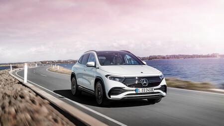 El Mercedes-Benz EQA es un GLA eléctrico con 486 km de autonomía, a precio de Clase C