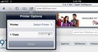 Cómo hacer funcionar AirPrint con Mac OS X 10.6.5