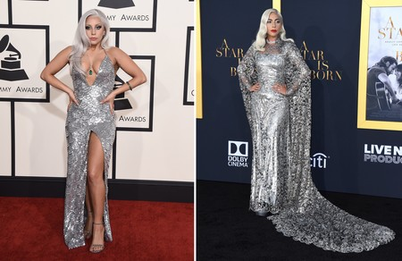 Lady Gaga Color Plata