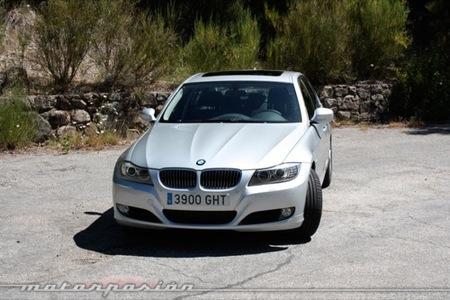 BMW 325d, prueba (parte 3)