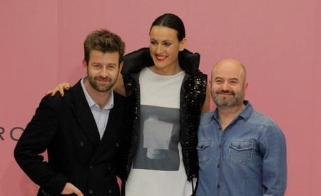 Madrid Fashion Show : Antonio Garcia en Telefónica Flagship Store
