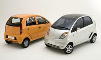 Tata Nano, a la venta en la India