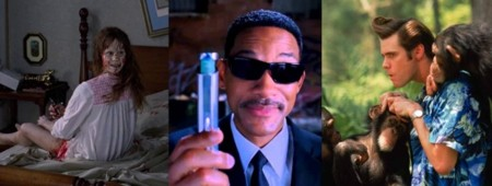 'El exorcista', 'Ace Ventura' y 'Men in Black' también tendrán remake