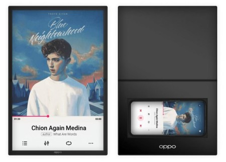 OPPO quiere meter un teléfono dentro de un tablet plegable y llevar el concepto de los ASUS Padfone un paso más lejos