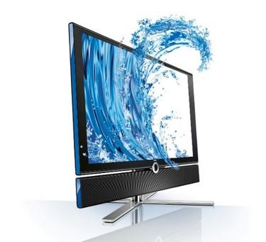 Loewe se lanza a la televisión en 3D con Loewe Individual Slim Compose 3D