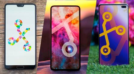 Cambiar el fondo de pantalla del móvil de forma automática es muy fácil con estas siete aplicaciones