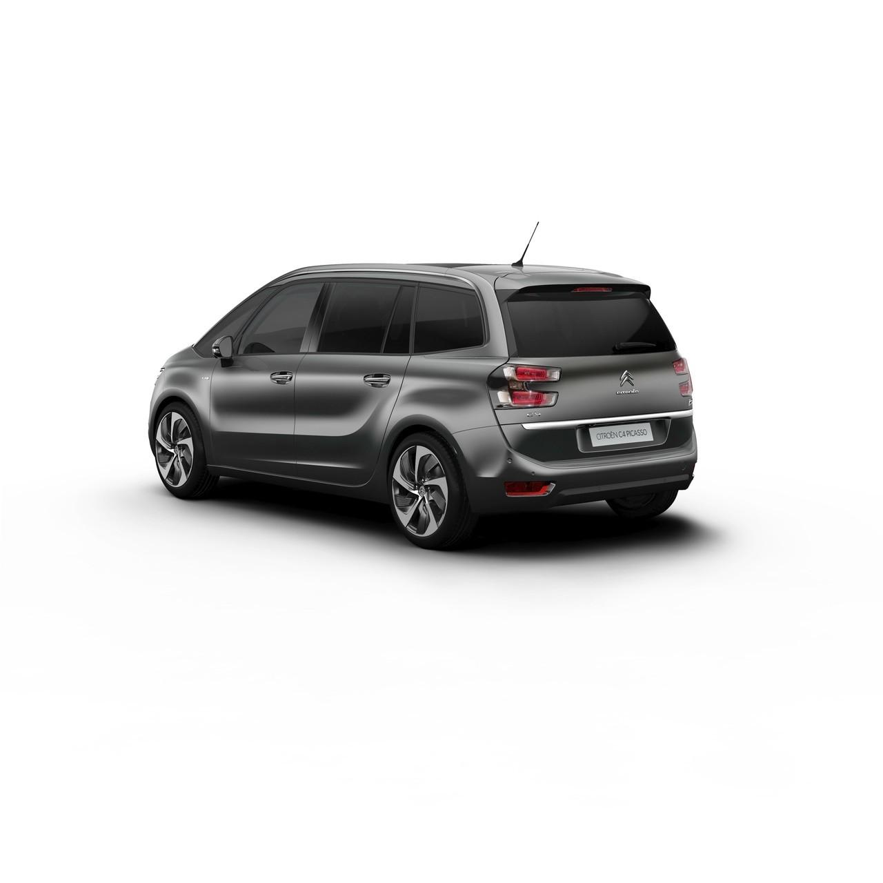 Foto de Citroën C4 Picasso y Grand C4 Picasso (41/152)