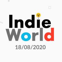Sigue aquí en directo el nuevo Indie World de agosto dedicado a los próximos indies de Nintendo Switch [finalizado]