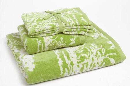 Toalla Verde Zara
