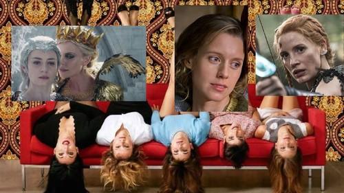 Estrenos de cine | 8 de abril | Emma Suárez, Manuela Vellés, Charlize Theron, Jessica Chastain, Emily Blunt...