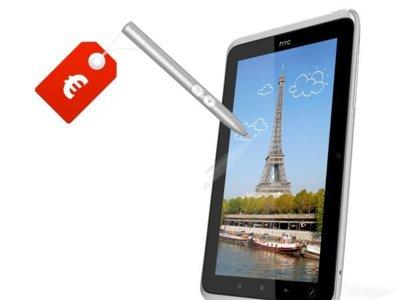 El lápiz del HTC Flyer podría ser un accesorio opcional, al menos en Estados Unidos