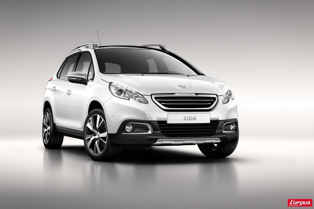 Foto de Peugeot 2008 (1/7)