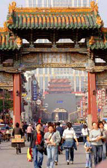 Los chinos también hacen puente