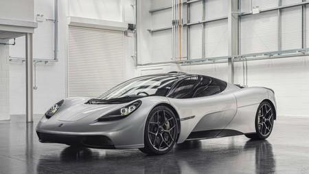 Gordon Murray T.50, así es el alucinante superdeportivo creado por el padre del McLaren F1