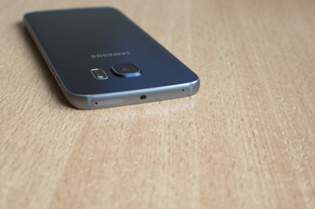 Galaxy S6 Edge Camera Sobresale