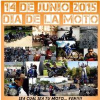 Este domingo, todos a celebrar el Día Nacional de la Moto