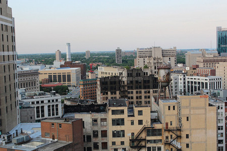 Detroit en bancarrota
