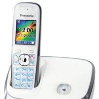 El teléfono Panasonic KX-TG8511 te quita a los pesados teléfonicos