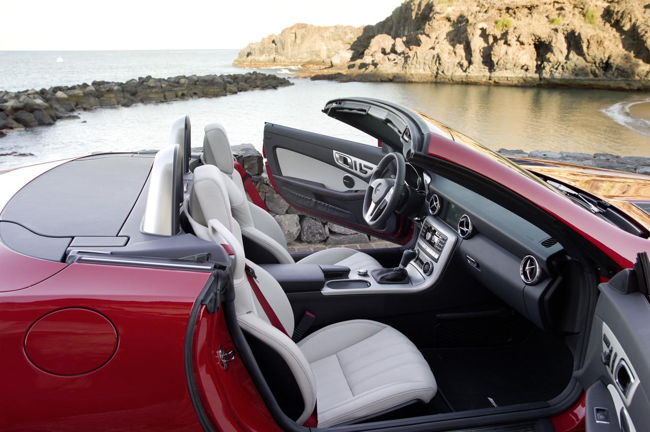 Foto de Mercedes-Benz SLK Roadster 2011 (6/36)