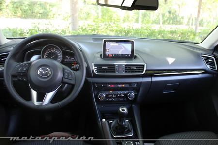 Mazda3, interior