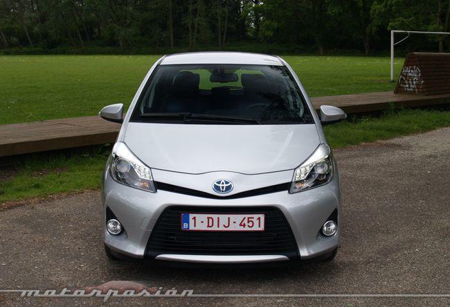 Toyota Yaris HSD Presentación en Ámsterdam 05