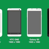 Cómo elegir una pantalla en tu smartphone: éstas son las diferencias