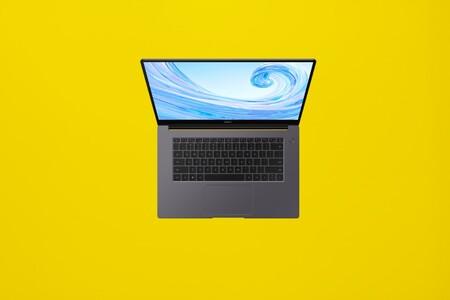 Huawei Matebook D15 de oferta a 499 euros con ratón de regalo, un ultrabook con diseño premium para la vuelta a clase