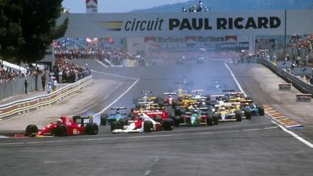 Paul Ricard F1 1990