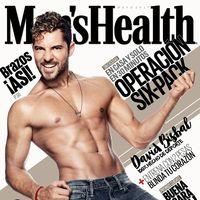Menudo cuerpazo se gasta Bisbal en Men's Health
