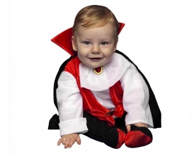 Disfraces de halloween para los monstruos de la casa - Disfraces de halloween bebes ...