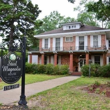 ¿Nostálgica de «Magnolias de acero»? Ahora es posible alojarse en la casa de la película