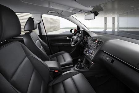 Nuevo Volkswagen Touran 2010