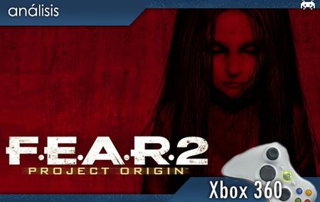 'F.E.A.R. 2: Project Origin'. Análisis