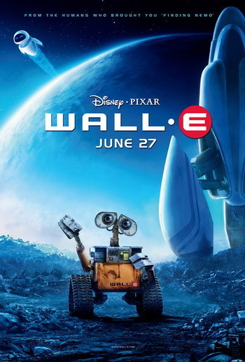 Póster definitivo de 'WALL-E'