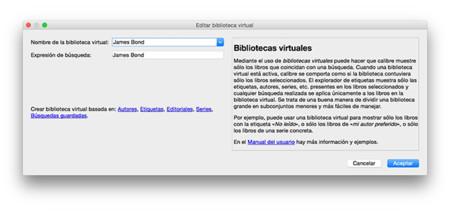 Tutorial Calibre - Crear bibliotecas virtuales