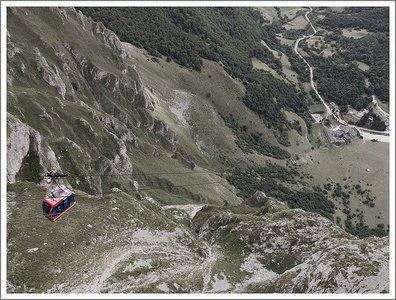 Ruta por Cantabria: el teleférico de Fuente Dé
