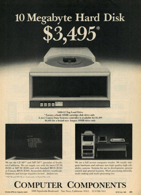 Vintage Computer Ad 1