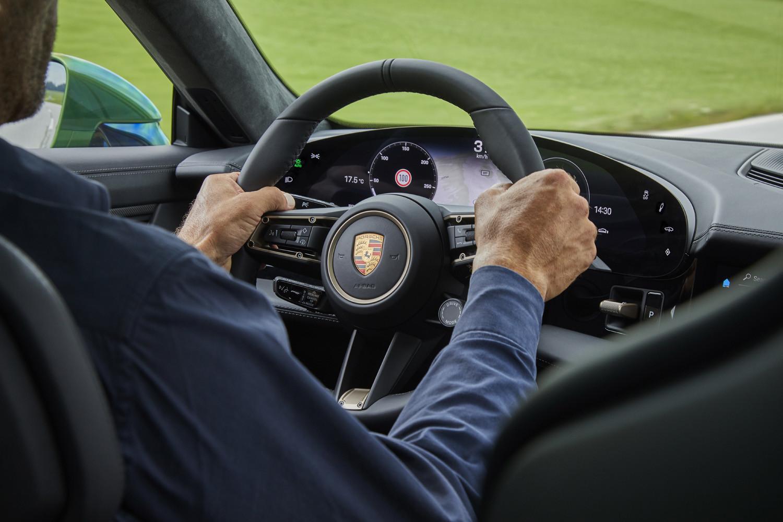 Foto de Porsche Taycan prueba contacto (186/275)