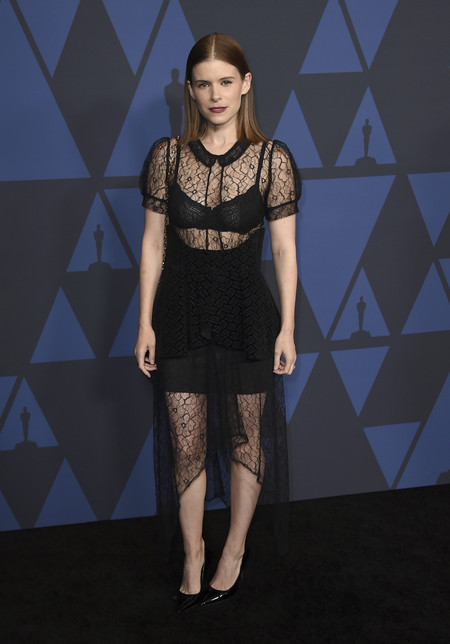 Kate Mara Governors Awards 2019
