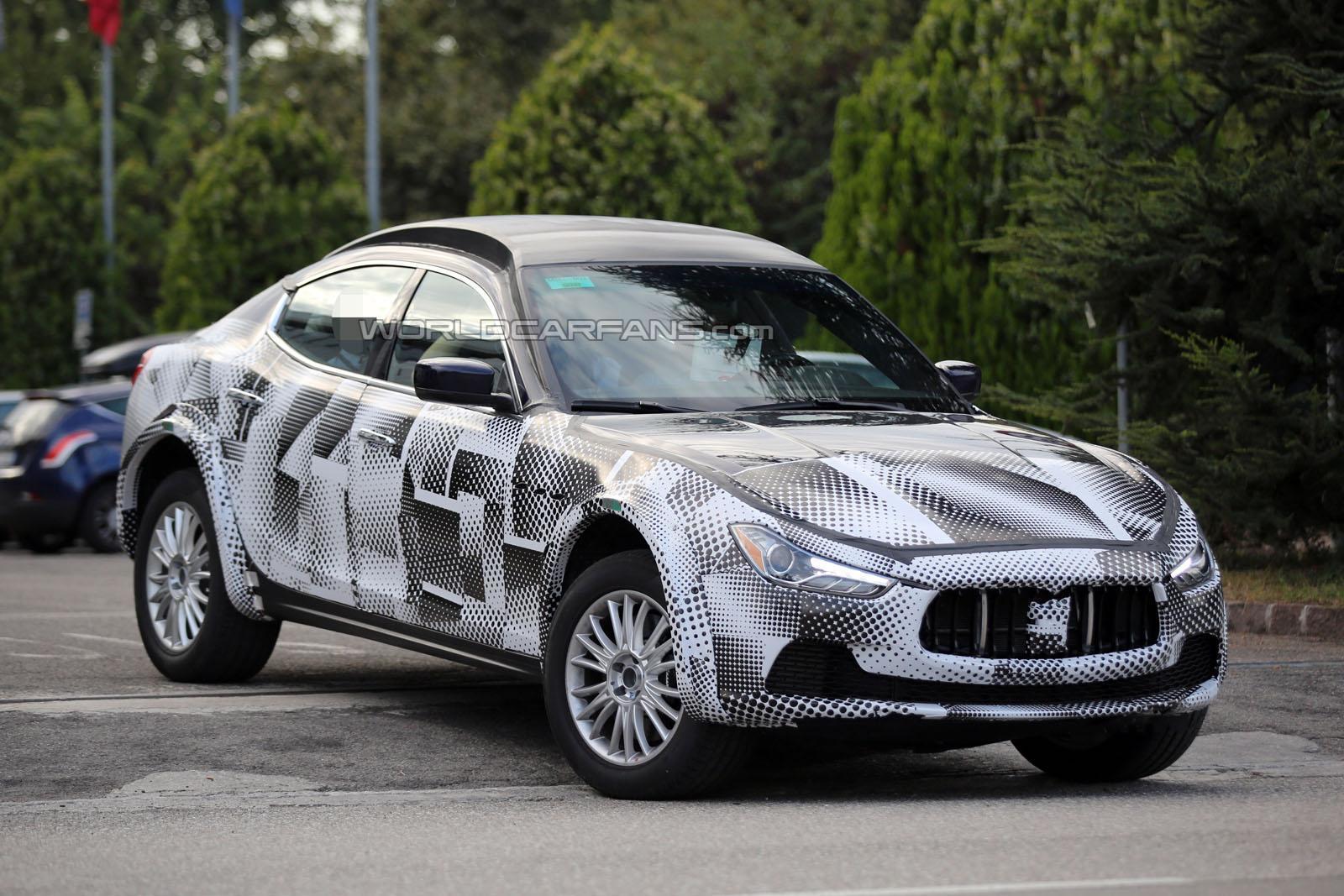 Foto de Maserati Levante (1/18)