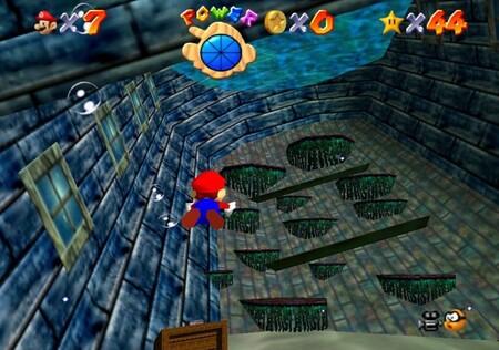 Super Mario 64 Mundo3 Estrella1 02