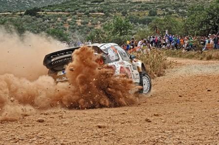 Las mejores imágenes del Rally Acrópolis