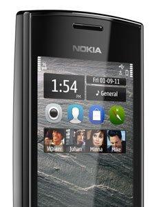 Nokia 500, el Smartphone asequible con Symbian Anna